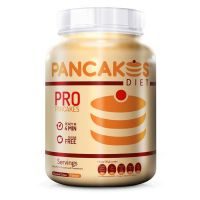 Pancakes pro - 600 g - Kaufe Online bei MOREmuscle