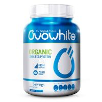 Organic 100% egg protein - 2500g - Kaufe Online bei MOREmuscle