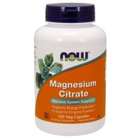 Magnesium citrate - 120 veg capsules- Buy Online at MOREmuscle