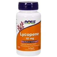 Licopeno 10mg - 120 softgels [now foods]