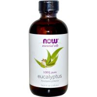 Aceite Puro de Eucalipto - 118ml [now foods]