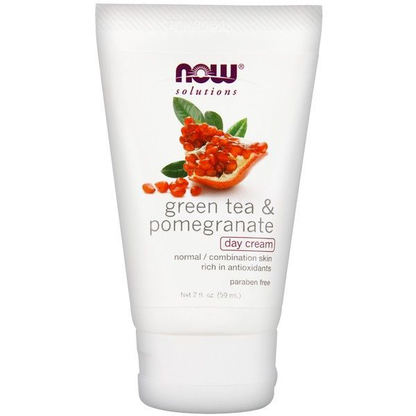 Green tea & pomegranate day cream - 59ml