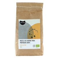 Flour mix to make pancakes bio - 450g - Acquista online su MASmusculo