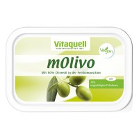 Margarine with olive oil - 250g - Faites vos achats online sur MASmusculo