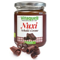 Nuxi chocolate cream bio - 250g - Acquista online su MASmusculo