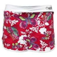 Red skirt with butterflies - Oxyfit