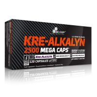 Krealkalyn 2500 - 120 Mega Caps - Olimp Sport