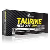 Taurine - 120 Mega Caps®- Buy Online at MOREmuscle