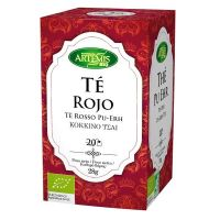 Red tea infusion - 20 sachets- Buy Online at MOREmuscle