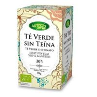 Green tea without teina infusion - 20 sachets