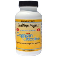 Cognizin citicolina (healthy origin) - 60 cápsulas [Healthy Origin]