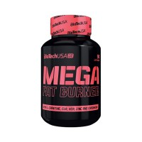 Mega Fat Burner - 90 comprimés