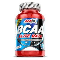 BCAA Elite Rate 2:1:1 - 500 cápsulas - Amix Nutrition