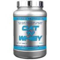 Oat & Whey - 1380 Gramm - Kaufe Online bei MOREmuscle