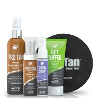 Single use female competitor kit - Pro Tan - Muscle UP