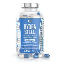 Hydra steel - 80 capsules - Kaufe Online bei MOREmuscle