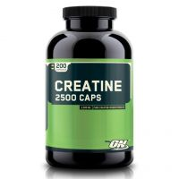 Creatine 2500 - 200 capsules - Optimum Nutrition