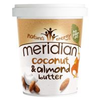Coconut & almond butter - 454g - Meridian Foods