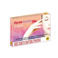 Forzamente plus - 615 mg - 40 caps- Buy Online at MOREmuscle