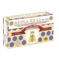Royal jelly queen real beauty - 20 x 10ml - Compre online em MASmusculo