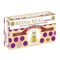 Royal queen royal jelly memory 20 x 10ml