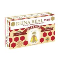 Royal queen royal jelly plus 20 x 10ml