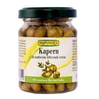 Capers olive oil - 120 g