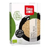 Long brown rice lima - 4 x 125 g- Buy Online at MOREmuscle