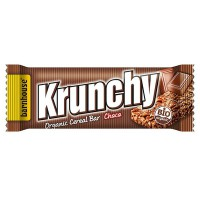 Krunchy bar chocolate barnhouse - 30g - Acquista online su MASmusculo