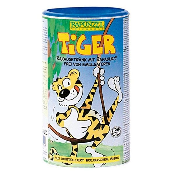 Tiger soluble cocoa rapunzel - 400g