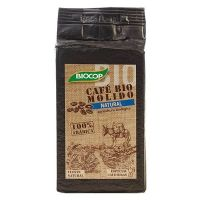Ground coffee 100% arabic - 250g - Biocop