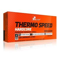 Thermo Speed Hardcore - 120 capsules - Faites vos achats online sur MASmusculo