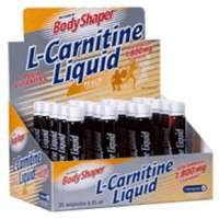 Carnitine - 20 ampoules