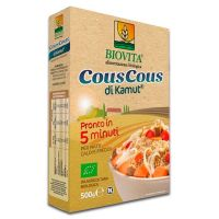 Cous cous karmut 5 minutes biovita - 500g - Kaufe Online bei MOREmuscle