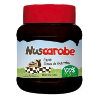 Carob cream nuscarobe - 400g- Buy Online at MOREmuscle