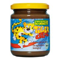 Tiger cocoa with hazelnut cream rapunzel - 250g