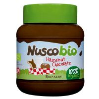 Chocolate with hazelnuts cream nuscobio - 400g