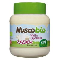 White chocolate cream nuscobio - 400g- Buy Online at MOREmuscle
