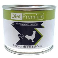 Canned Chicken Breast - 100g - Diet Premium