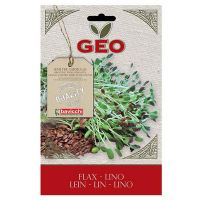 Flax Germinate Geo - 80g