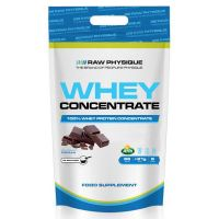 Whey Concentrate - 2 kg - Raw Physique