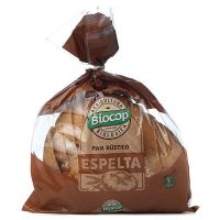 Spelled soft rustic bread - 350g