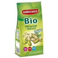 Unsalted roasted pistachios noberasco - 150g - Biocop