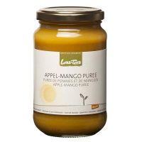 Apple-mango puree luna e terra - 360g