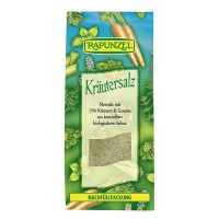 Herbal salt rapunzel - 500g