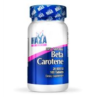 Beta carotene 10000iu - 100 softgels