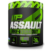New Assault pre-workout - 222g - MusclePharm