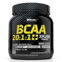 Bcaa 20:1:1 xplode - 500g - Faites vos achats online sur MASmusculo