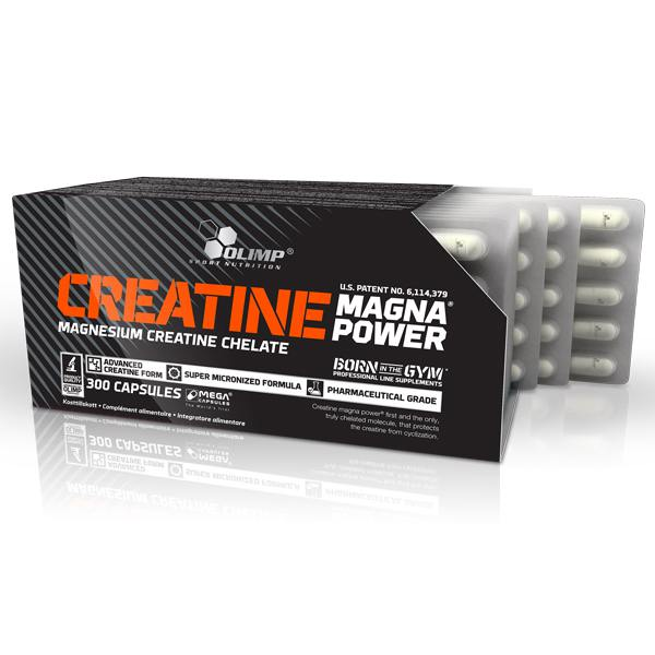 Creatina Magna Power - 300 cápsulas [Olimp Sport]
