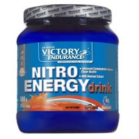 Nitro energy drink - 500g - Faites vos achats online sur MASmusculo